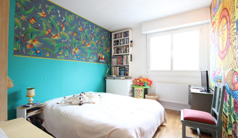 Appartement à vendre avec 3 chambres spacieuses à Bordeaux