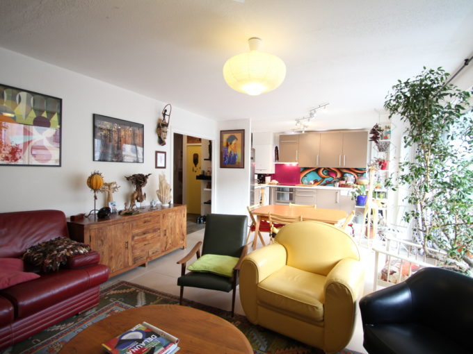 Appartement Quartier Jardin Public