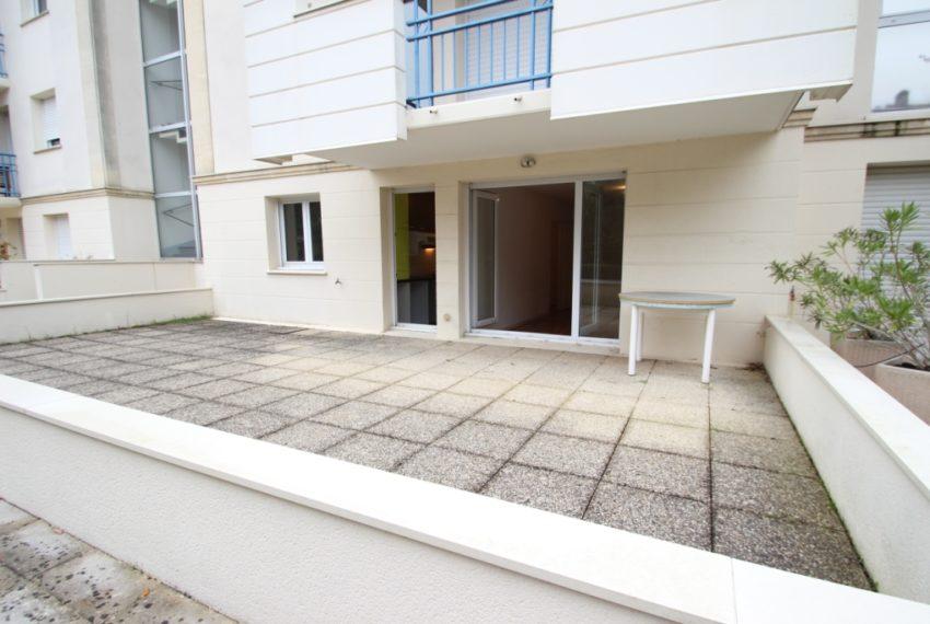 Gestion locative appartement T2 à Bordeaux