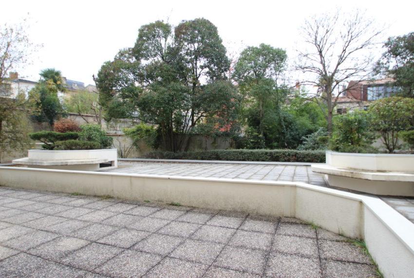 Location appartement avec terrasse à Bordeaux