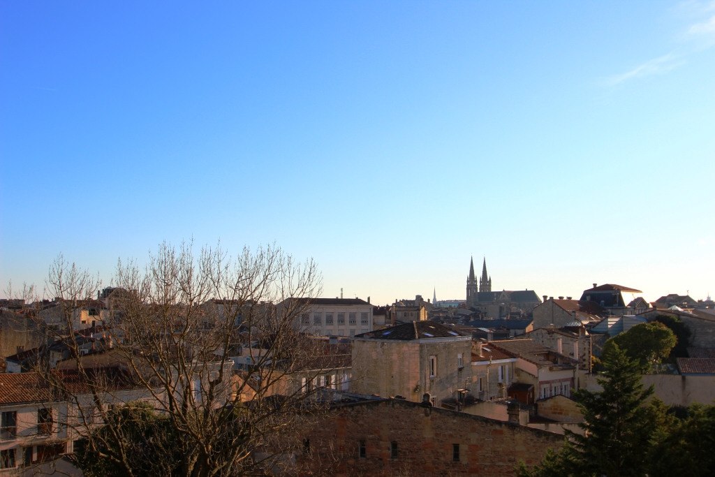 Appartement T3 Quartier Jardin Public Bordeaux