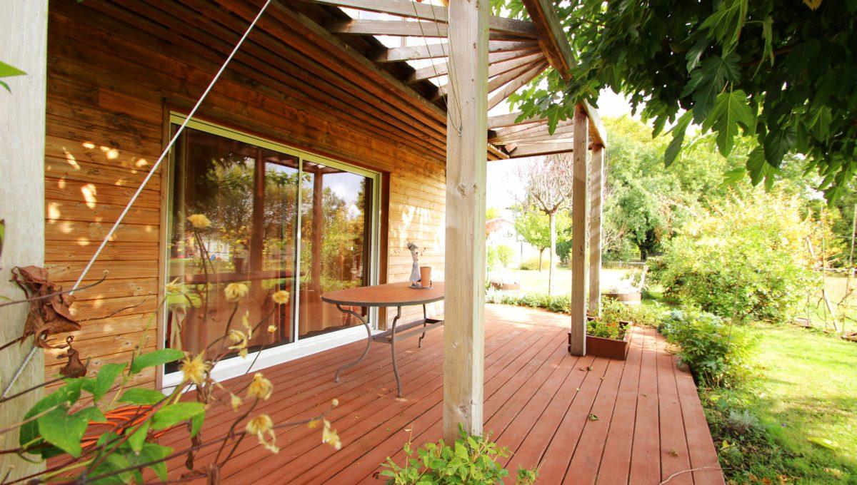 Tresses: Vend maison au calme