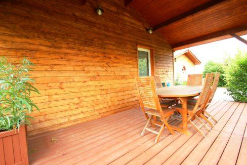 Vend maison avec 3 ou 4 chambres à Tresses
