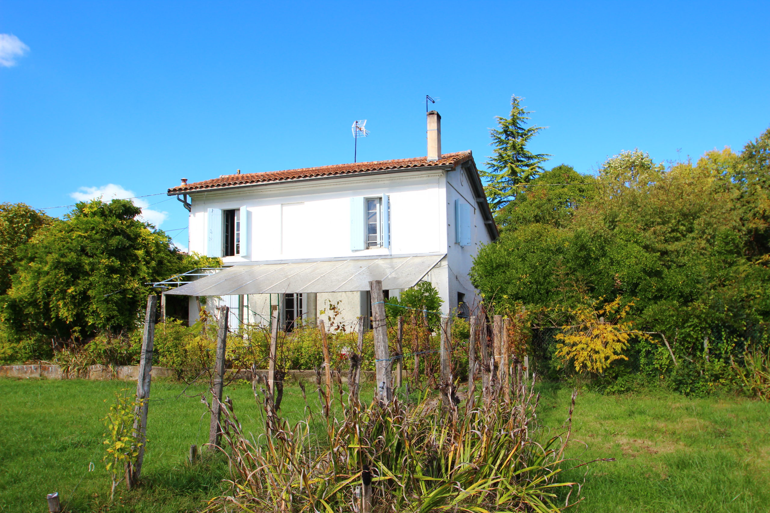 Maison en pierre à Latresne