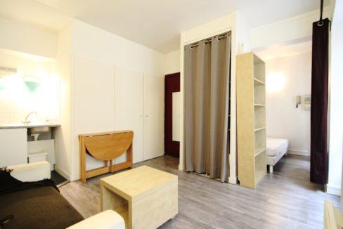 Location d'un appartement T3 à Bordeaux