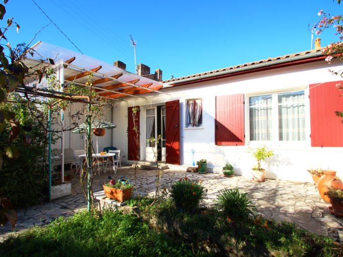 Maison avec Jardin & Garage à Cenon – Bordeaux Bastide