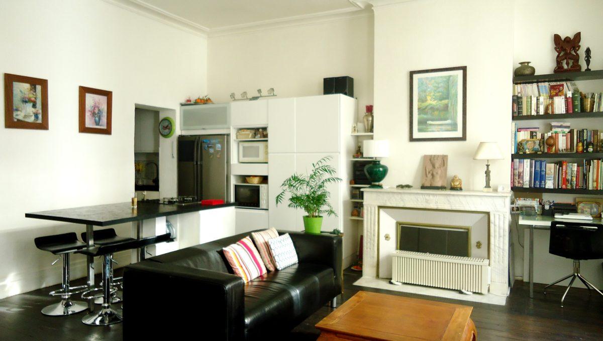 Vend appartement T3 à Bordeaux centre