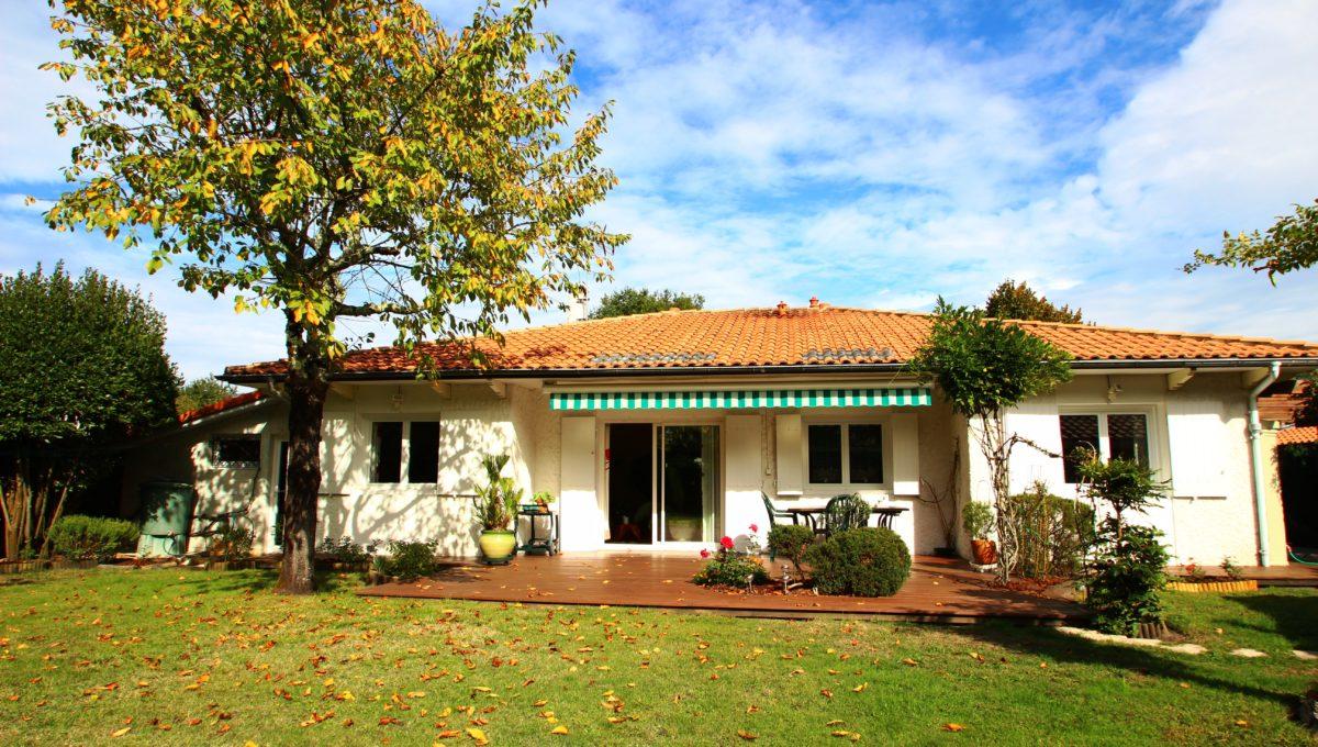Vend maison avec jardin et garage à Cestas Gazinet