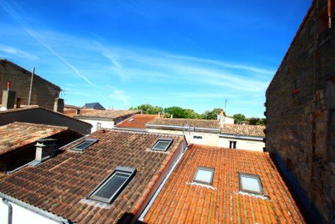 Vend maison de plein pied à Bordeaux centre