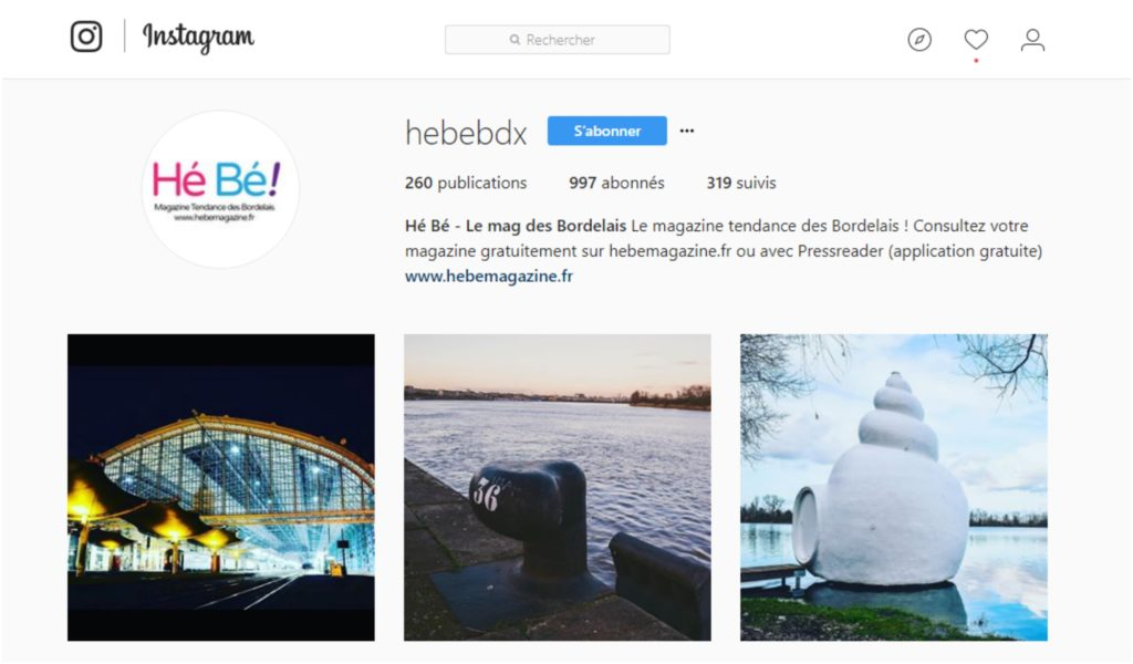 Découvrir Bordeaux avec @instagram, Découvrir Bordeaux avec @instagram, Bordeaux Clés en Main