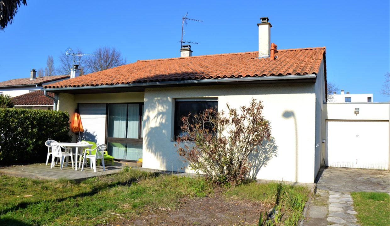 Bordeaux Pessac: Maison à vendre