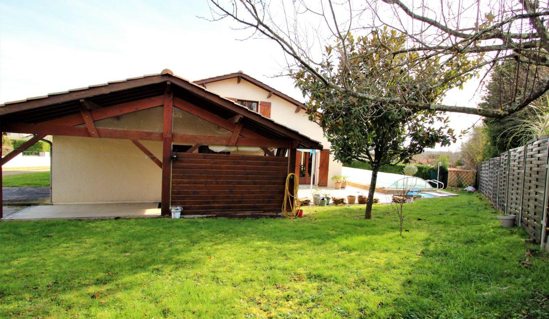 Maison à vendre à côté de Bordeaux