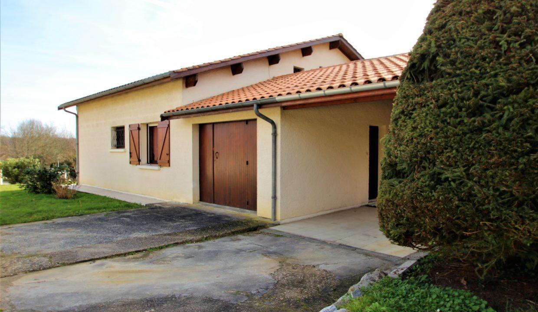 Vend: Maison avec piscine à Tresses