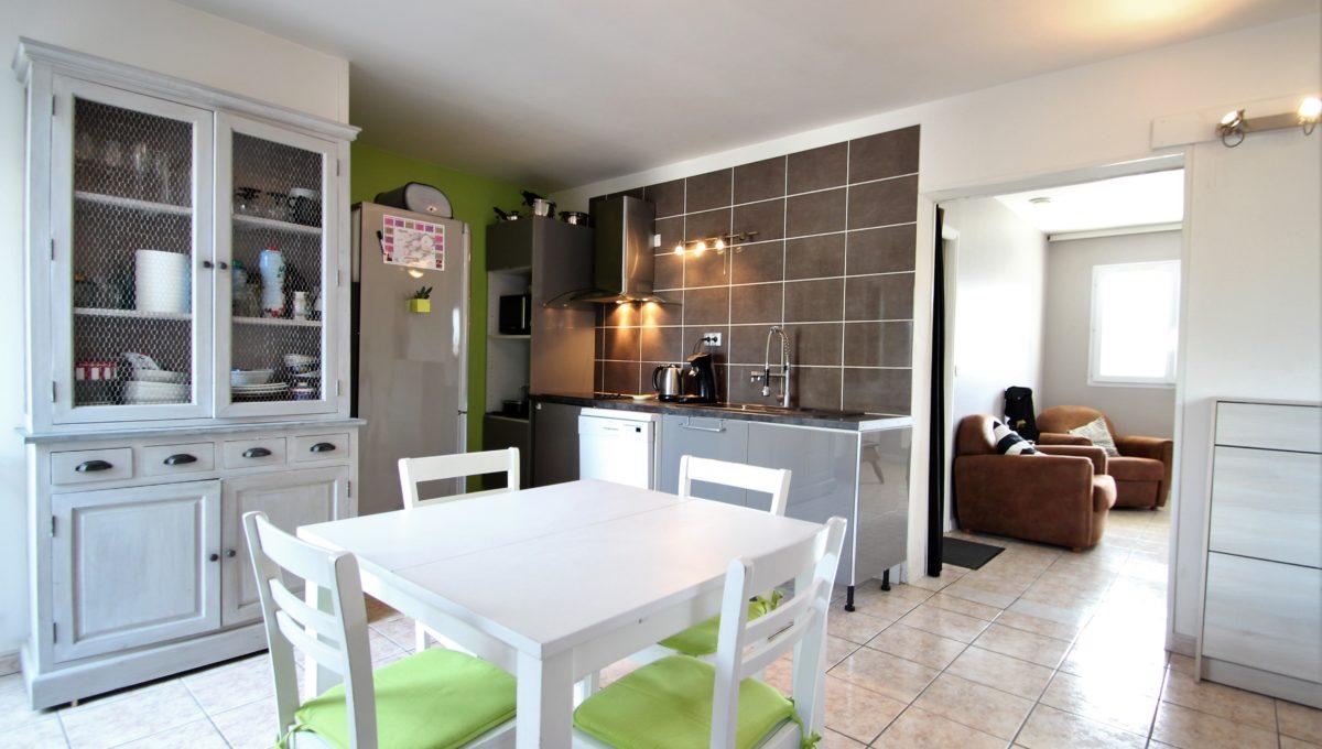 A vendre maison avec jardin à Bordeaux Cenon