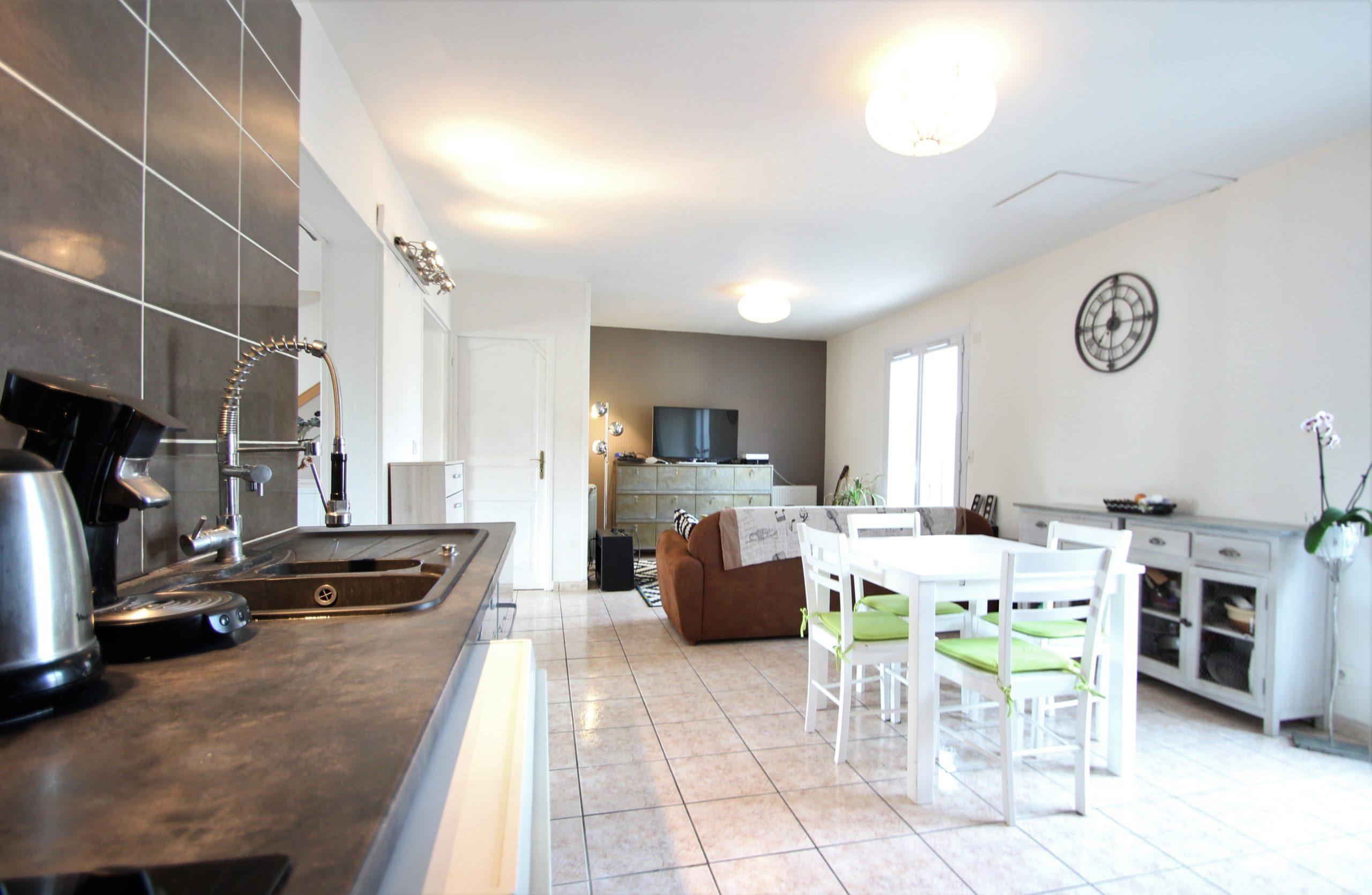 Maison avec jardin, terrasse & garage – Cenon Bastide