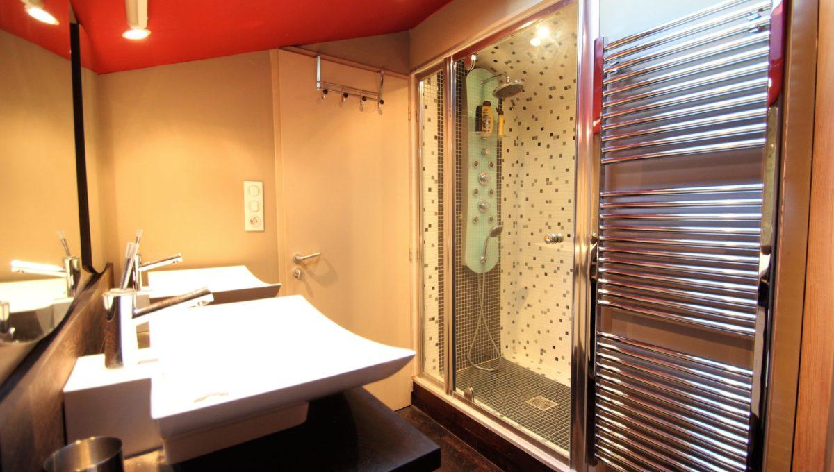 Salle de bain - Quartier st Genes Bordeaux
