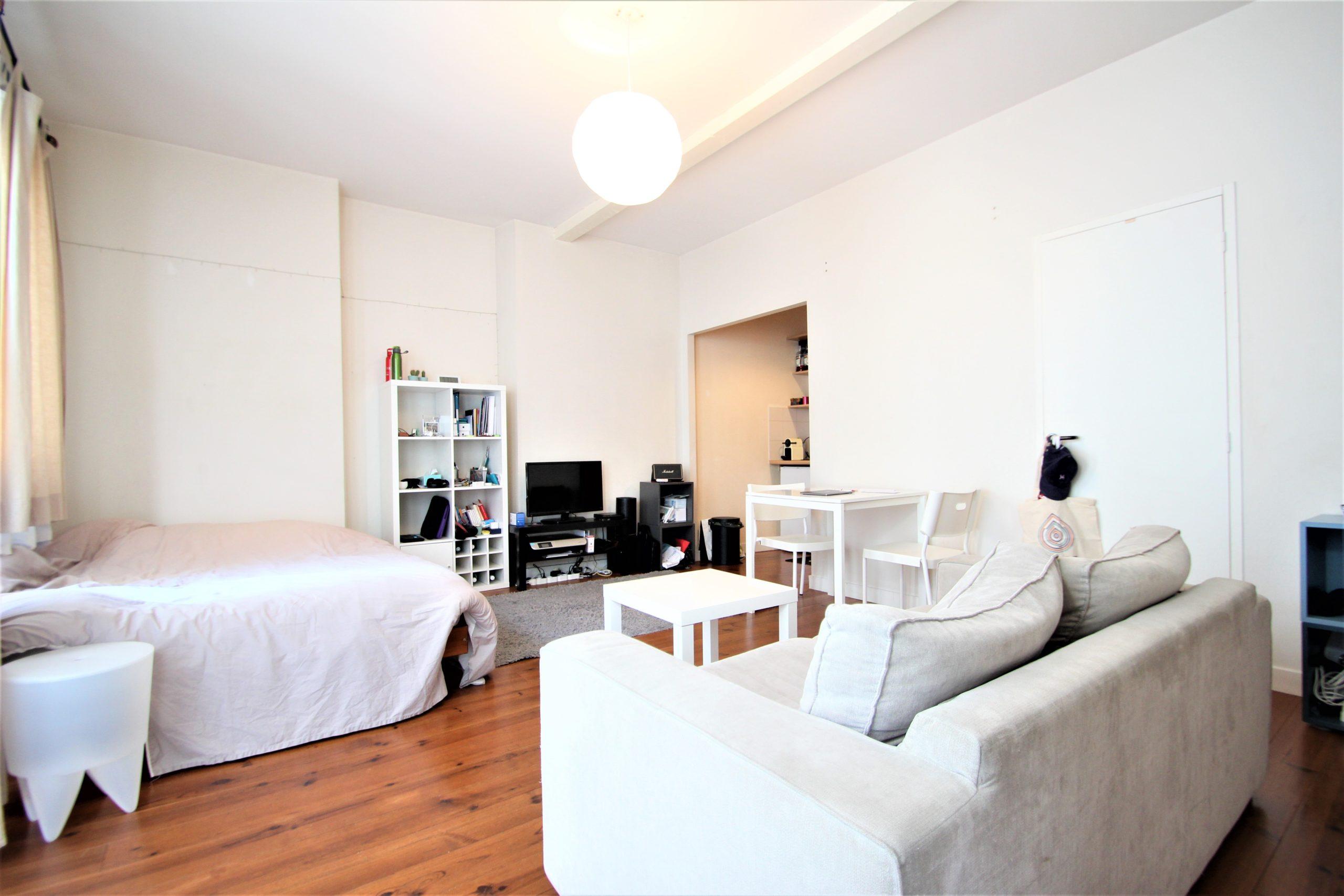 Bel appartement lumineux en plein cœur de Bordeaux