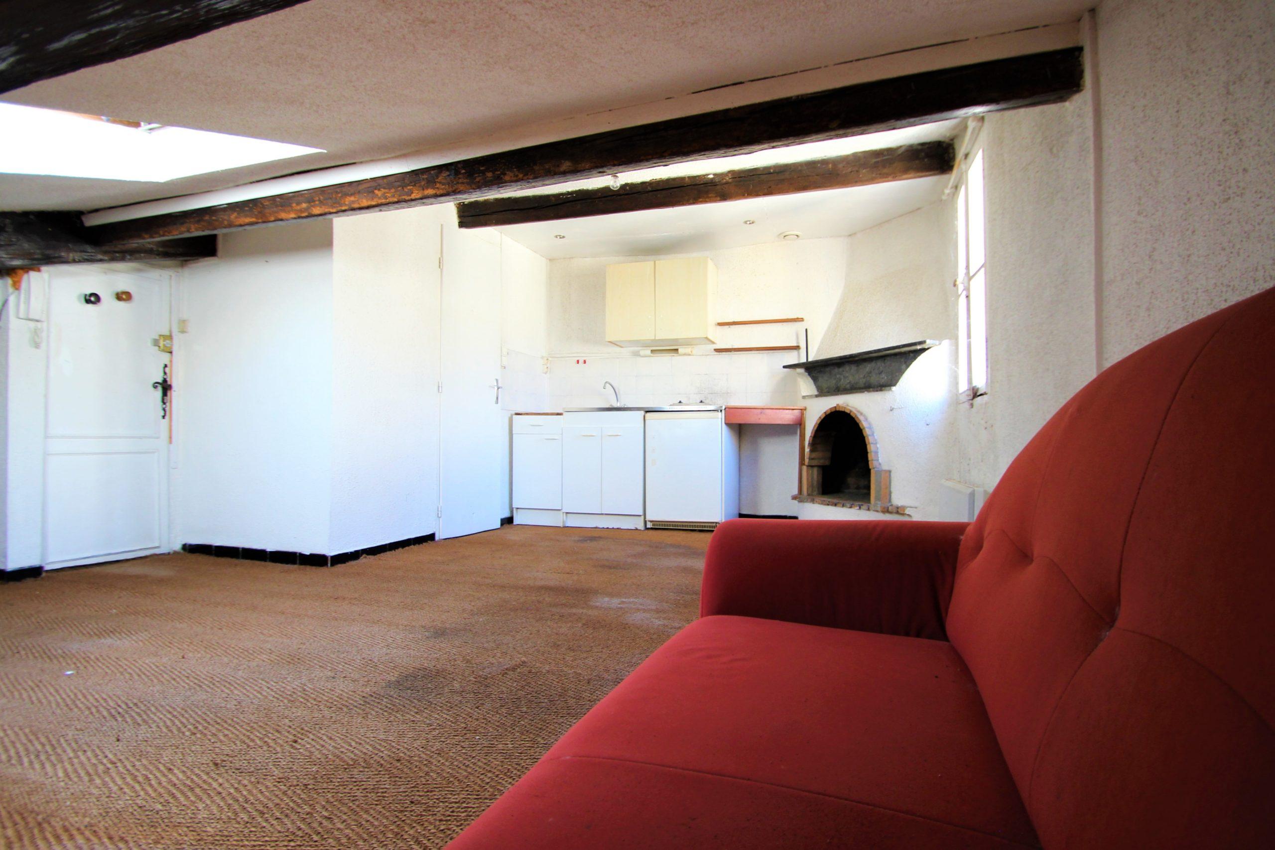 Studio Quartier Victoire à Bordeaux