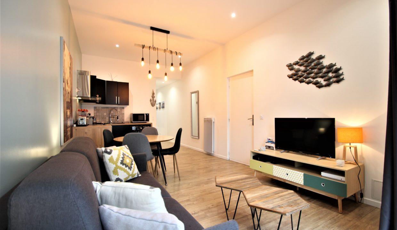 Local commercial - location meublée non professionnelle - Agence immobilière Bordeaux clés en main