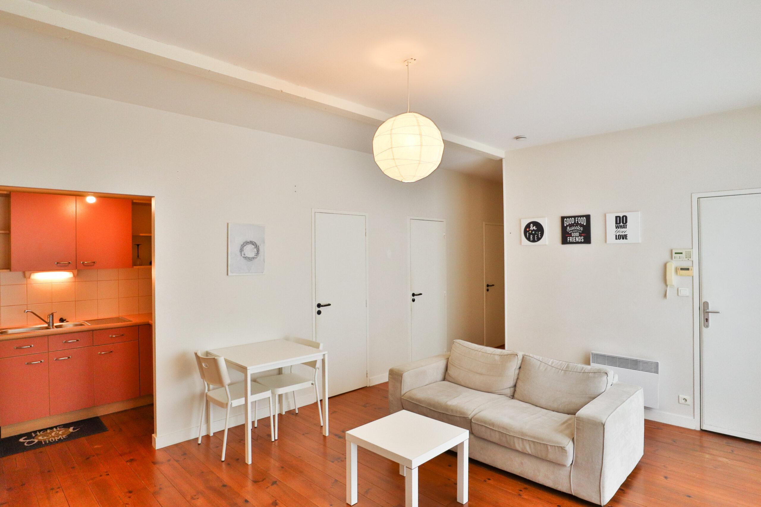 Appartement Quartier St Michel