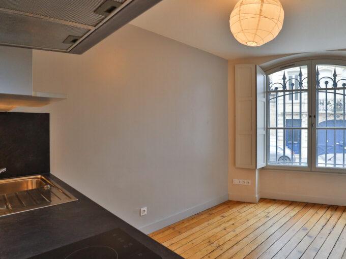 Appartement Quartier Chartrons à Bordeaux, Studio Quartier Chartrons, Bordeaux Clés en Main
