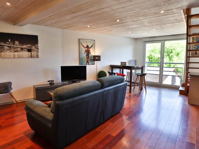 Appartement T3 duplex à Mérignac