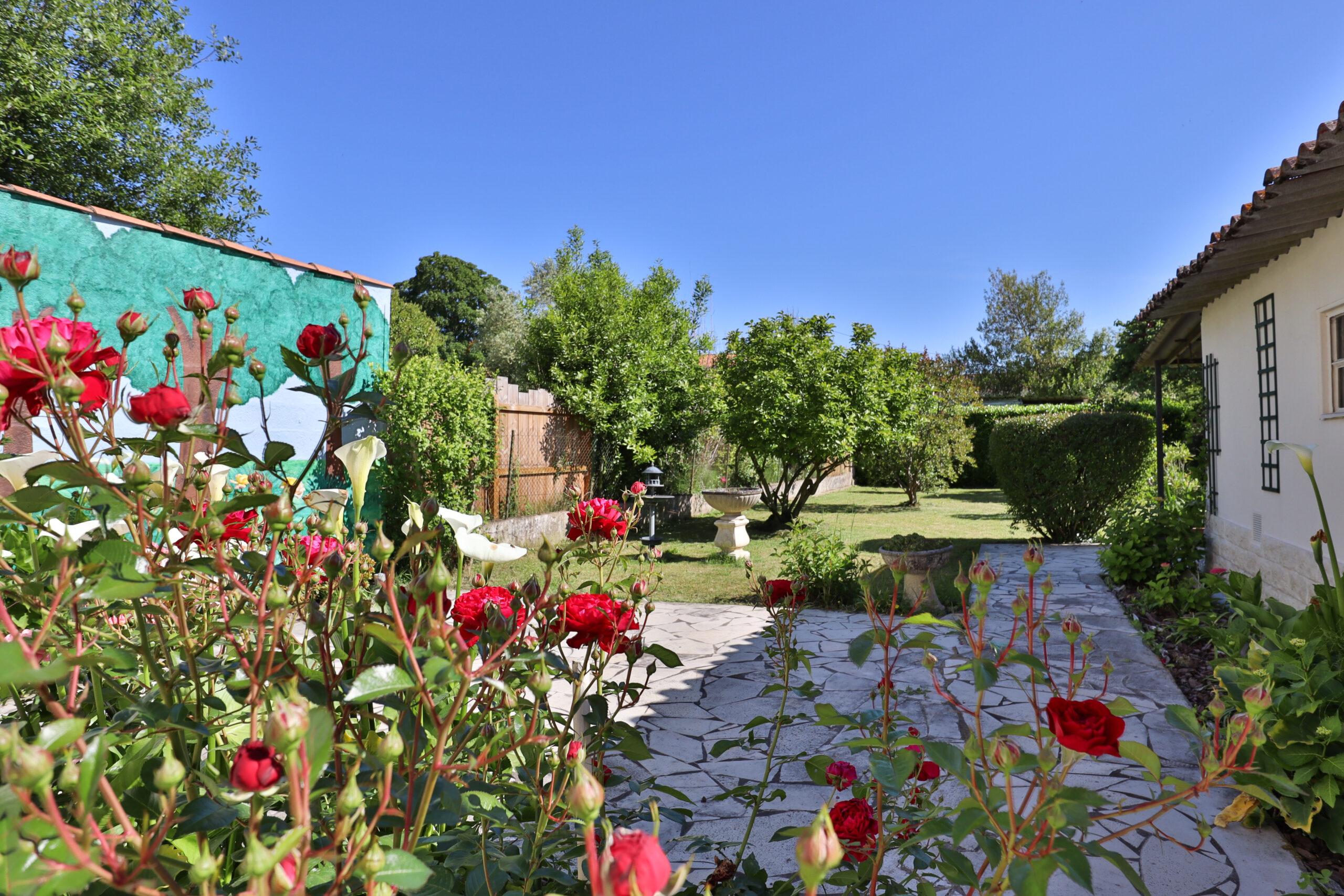 Echoppe bordelaise avec jardin