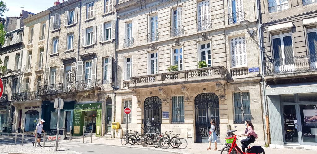 Rue Fondaudège à Bordeaux, Rue Fondaudège à Bordeaux, Bordeaux Clés en Main