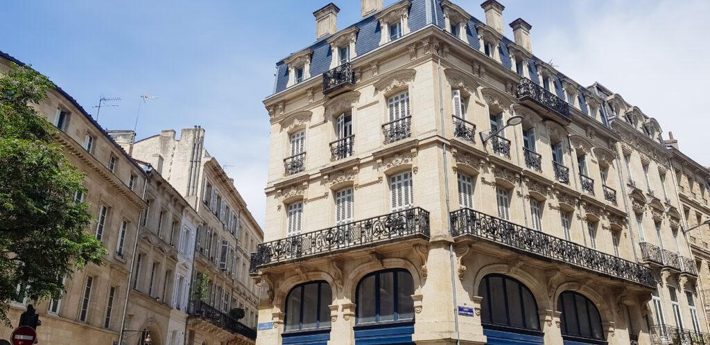 Cours Alsace Lorraine à Bordeaux, Cours Alsace Lorraine à Bordeaux, Bordeaux Clés en Main